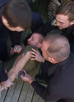 Brenn wyson is punished